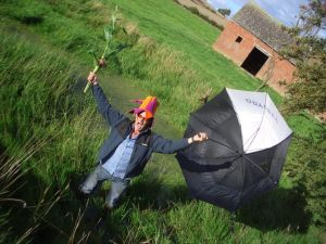 Haselstock Umbrella