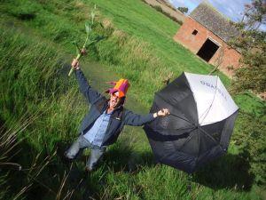 Haselstock Umbrella